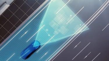 Toyota mapping tech