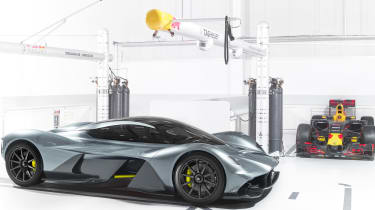 Aston Martin RB 001 official - twin