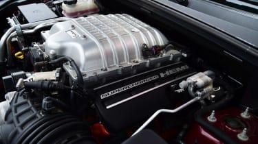 Jeep Grand Cherokee Trackhawk - engine