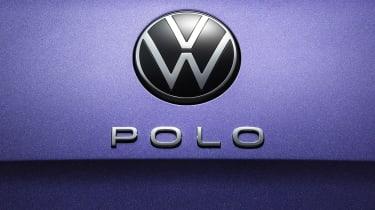 Volkswagen Polo Style - Polo badge