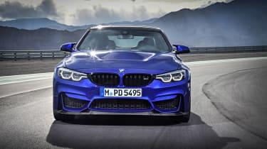 BMW M4 CS 2017 nose