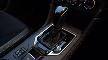 Subaru Impreza - gear lever