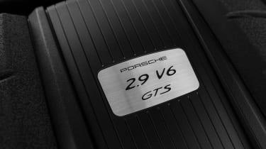 Porsche Macan GTS - engine