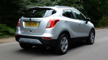 Vauxhall Mokka X - rear