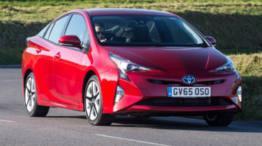 A to Z guide to electric cars - Toyota Prius