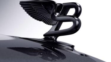 Bentley Beluga - Bentley logo detail