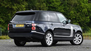 Range Rover - rear static