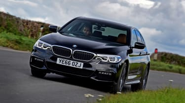 BMW 5 Series - second report front