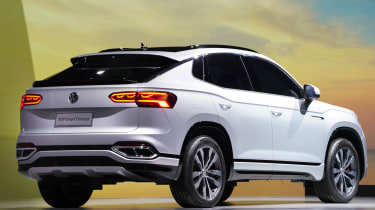 VW SUV Coupe Concept - Shanghai