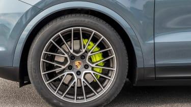 Porsche Cayenne E-Hybrid - wheel