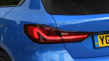BMW 1 Series - brake light