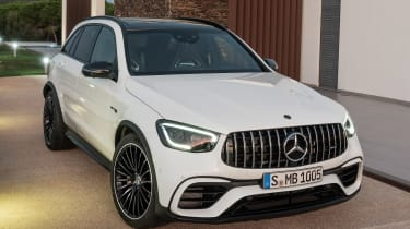 Mercedes-AMG GLC 63 - front