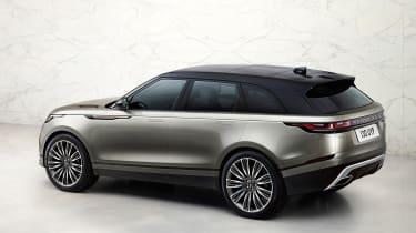 Range Rover Velar - First Edition rear quarter