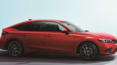 Honda Civic - profile