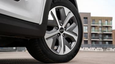 Kia e-Niro Mid Range - wheel