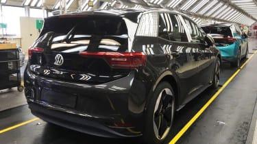 Volkswagen ID.3 - Frankfurt rear