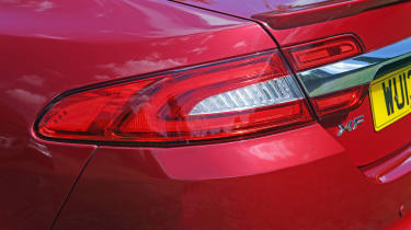 Used Jaguar XF - rear light