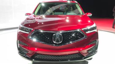 Acura RDX Prototype - Detroit full front