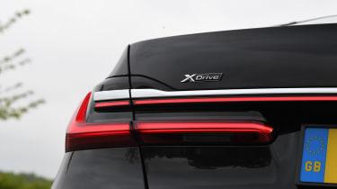 BMW 745Le xDrive - xDrive badge