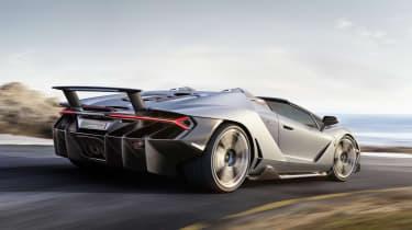 Lamborghini Centenario Roadster 1