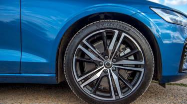 Volvo V60 T8 Twin Engine - wheel