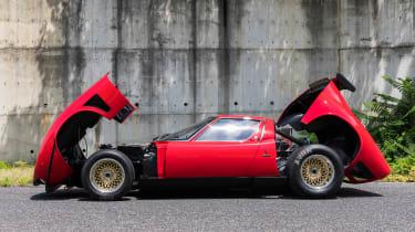 Lamborghini Miura SVR - body