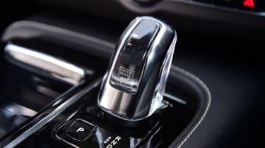 Volvo S90 T8 - transmission
