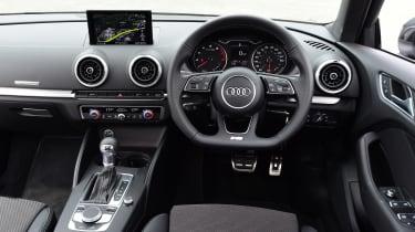 Audi A3 - dash