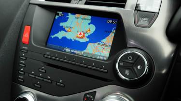 Citroen DS5 Hybrid4 sat-nav