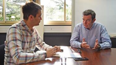 Peugeot Sport - Bruno Famin interview