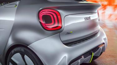 Smart forease concept - rear light