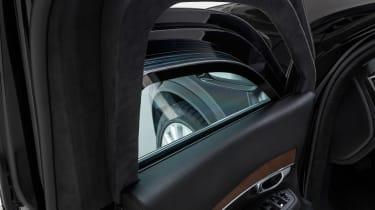 Volvo XC90 Armoured - glass