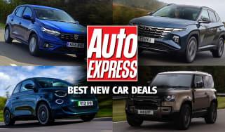 Best new car deals 2021