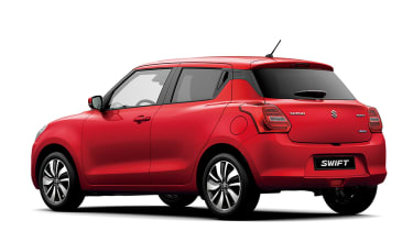 New Suzuki Swift - rear