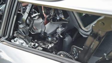 Mazda MX-5 RF - roof mechanism