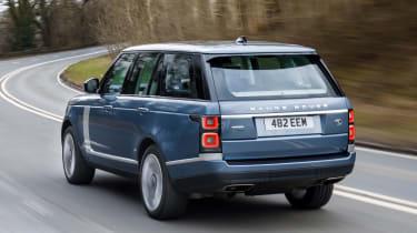 Range Rover PHEV - rear