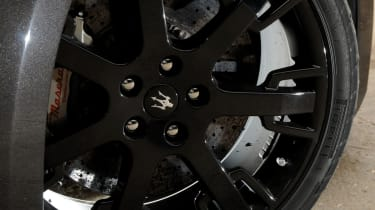 Maserati GranTurismo MC Stradale wheel