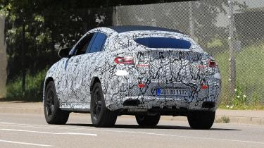 Mercedes GLE - spyshot 10