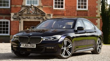 Used Bmw 7 Series Review Auto Express