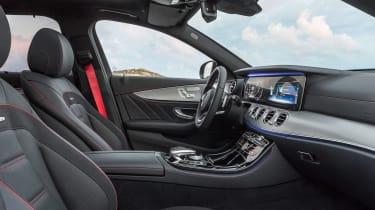 Mercedes E 43 4MATIC Estate - interior