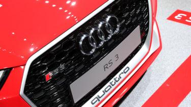Audi RS3 Sportback 2017 - Geneva front detail