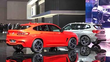 BMW X3 M & X4 M - Shanghai