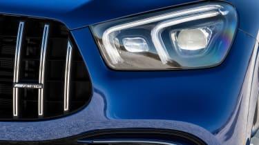 Mercedes-AMG GLE 63 S - front light