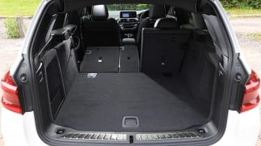 BMW iX3 - boot