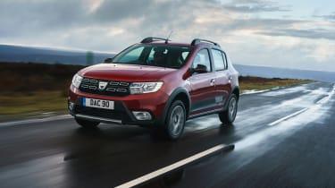 Dacia Sandero Techroad - front