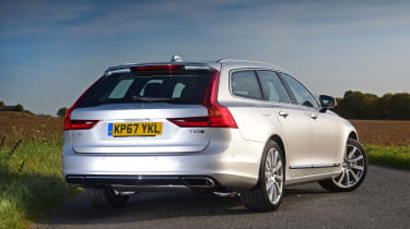 Volvo V90 T8 - rear static