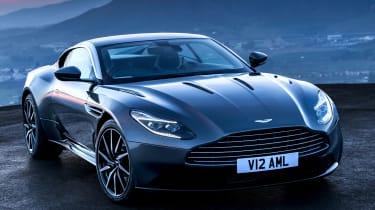 Aston Martin DB11 - front parked