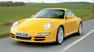 Best cars for under £20,000 - Porsche 911