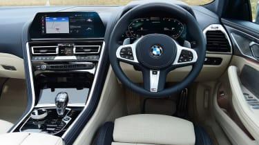 BMW M850i xDrive Gran Coupe - dash