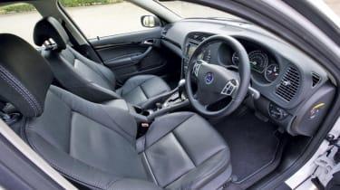 Saab 9-3 Carlsson edition interior